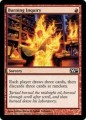 Burning Inquiry (M10)