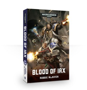 BLOOD OF IAX (HB)