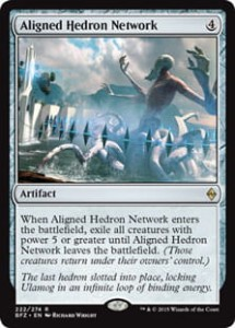 Aligned Hedron Network (BFZ)