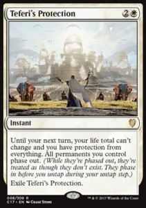 Teferi's Protection (Commander 2017)