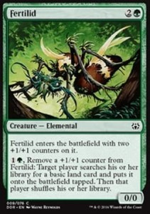 Fertilid (Duel Decks: Nissa vs. Ob Nixilis)