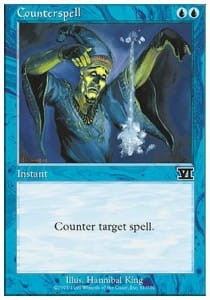 Counterspell (Sixth Edition)