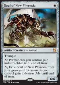Soul of New Phyrexia (Commander 2018)