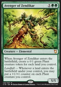 Avenger of Zendikar (Commander 2018)