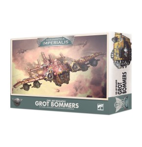 A/I ORK AIR WAAAGH! GROT BOMMERS