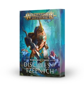 B/TOME: DISCIPLES OF TZEENTCH (HB) ENG
