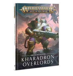 BATTLETOME: KHARADRON OVERLORDS (HB) ENG