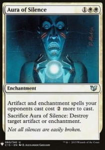 Aura of Silence (Mystery Booster)