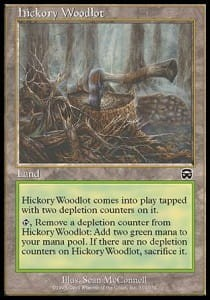 Hickory Woodlot (Mercadian Masques)
