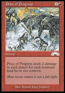Price of Progress (Exodus)