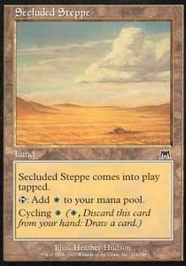 Secluded Steppe (Onslaught)
