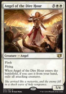 Angel of the Dire Hour (Commander 2014)