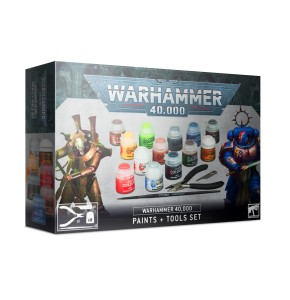 40K PAINTS+TOOLS CAN/POL/FIN/SWE/DEN/NOR