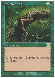 Living Lands (Sixth Edition)