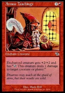 Arcane Teachings (Judgment)
