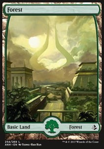 Forest #254 AKH - foil