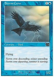 Storm Crow (Sixth Edition)
