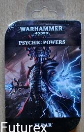 WH40K PSYCHIC POWERS: ELDAR